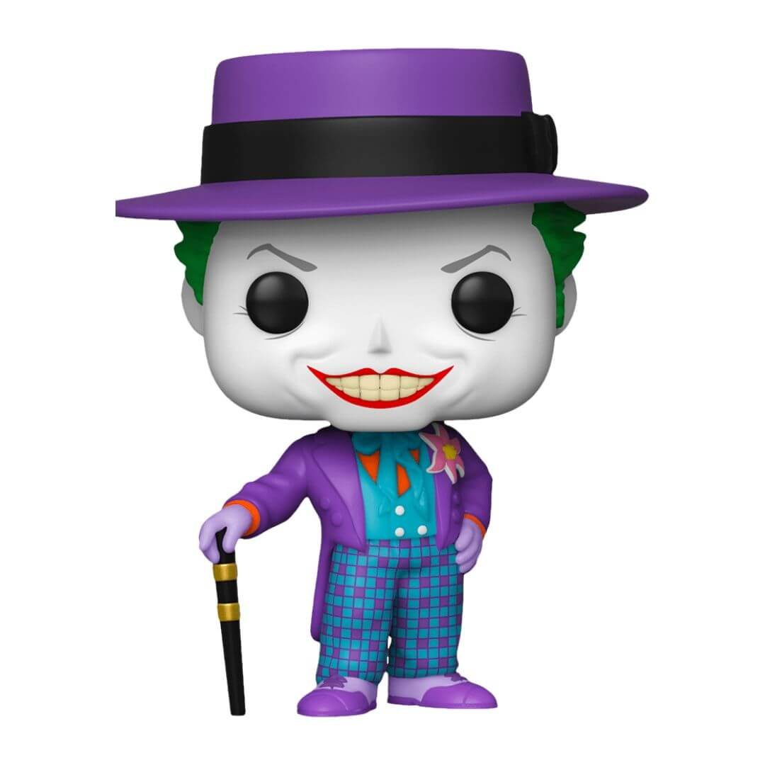 Batman 1989 Joker Pop! Vinyl Figure by Funko -Funko - India - www.superherotoystore.com