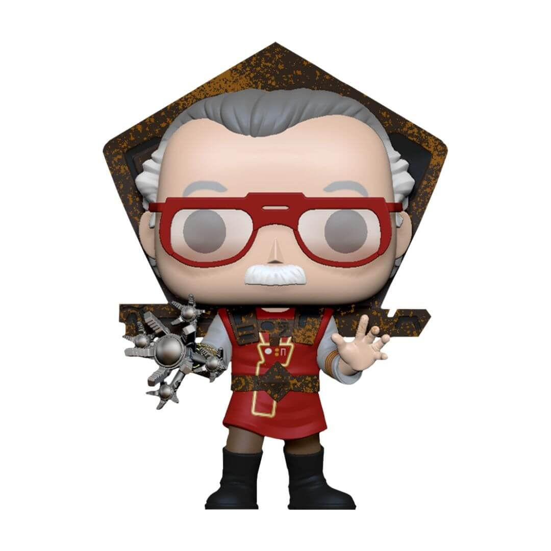 Thor Ragnarok Stan Lee Pop! Vinyl Figure by Funko -Funko - India - www.superherotoystore.com