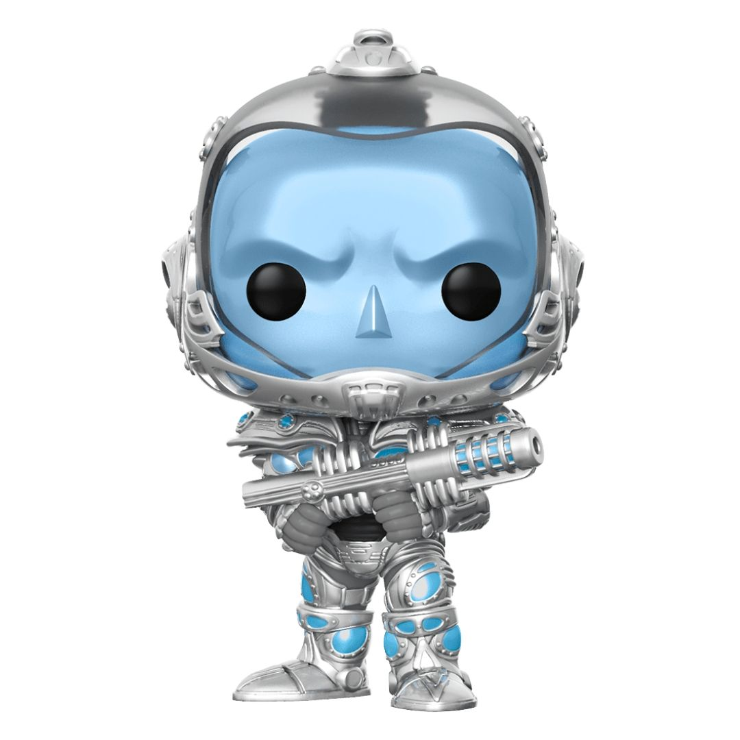 Batman & Robin Mr. Freeze Pop! Vinyl Figure by Funko -Funko - India - www.superherotoystore.com