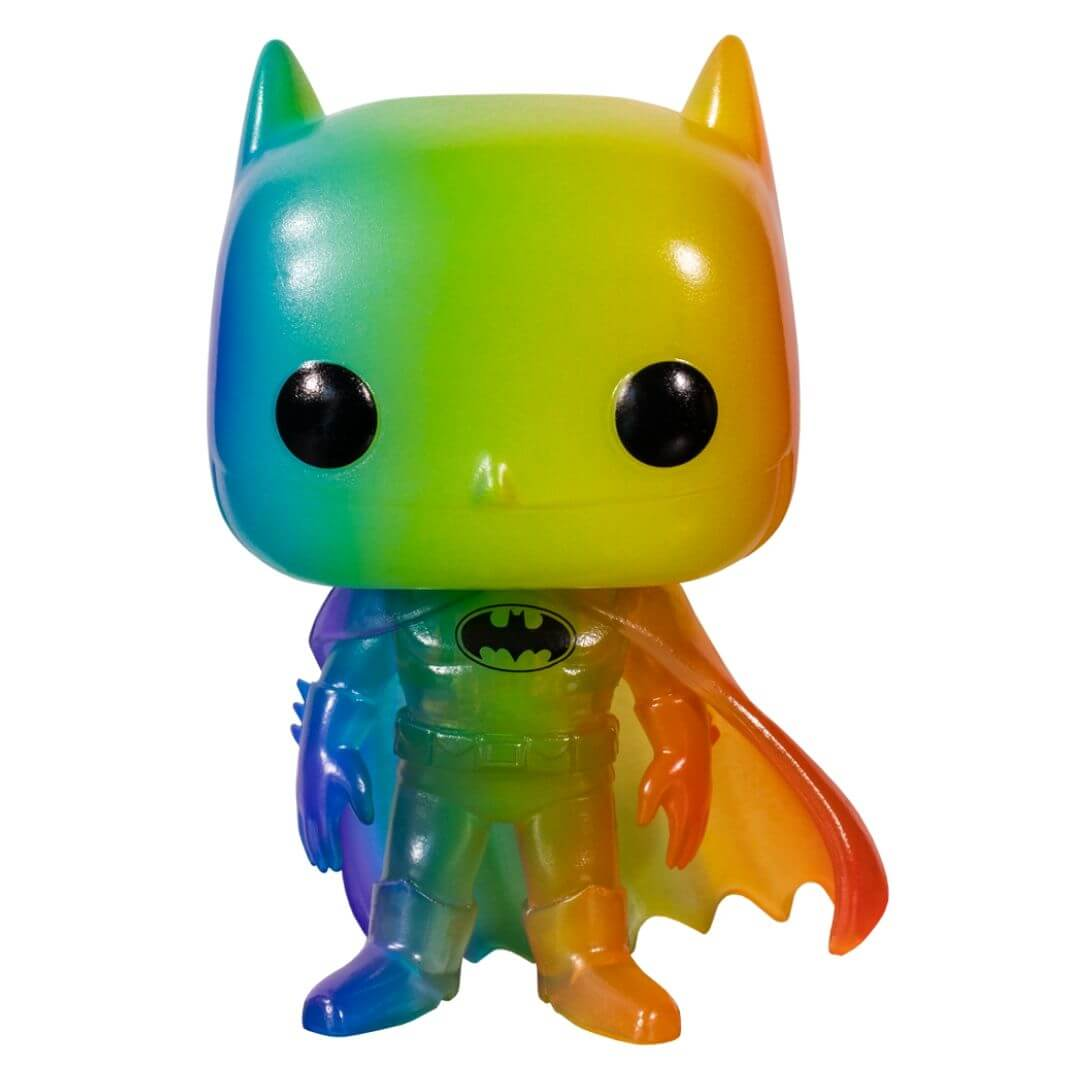 Batman Pride 2020 Rainbow Pop! Vinyl Figure by Funko -Funko - India - www.superherotoystore.com