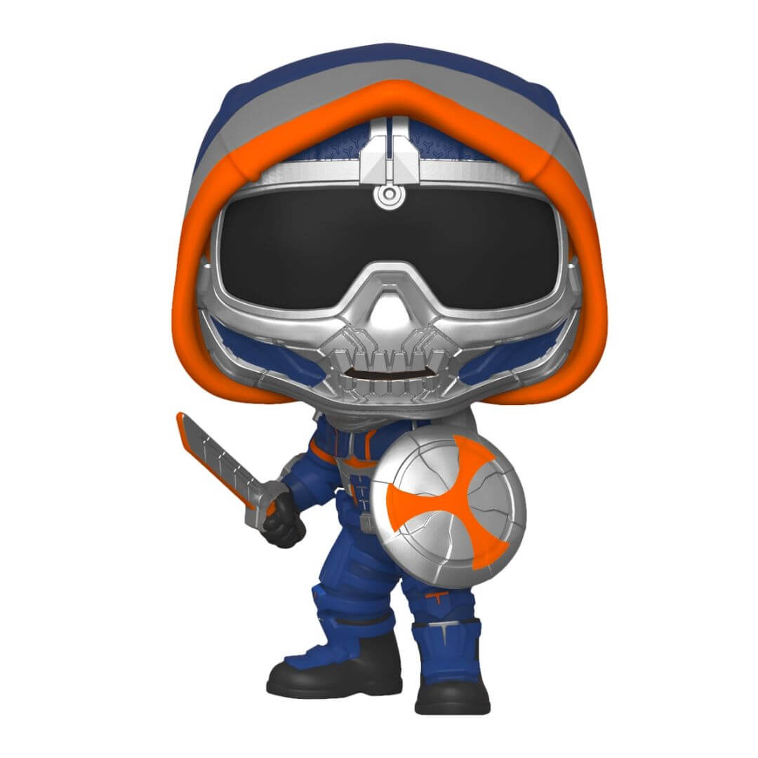 Black Widow Movie: Taskmaster with Shield Pop! Vinyl Bobble-Head by Funko -Funko - India - www.superherotoystore.com