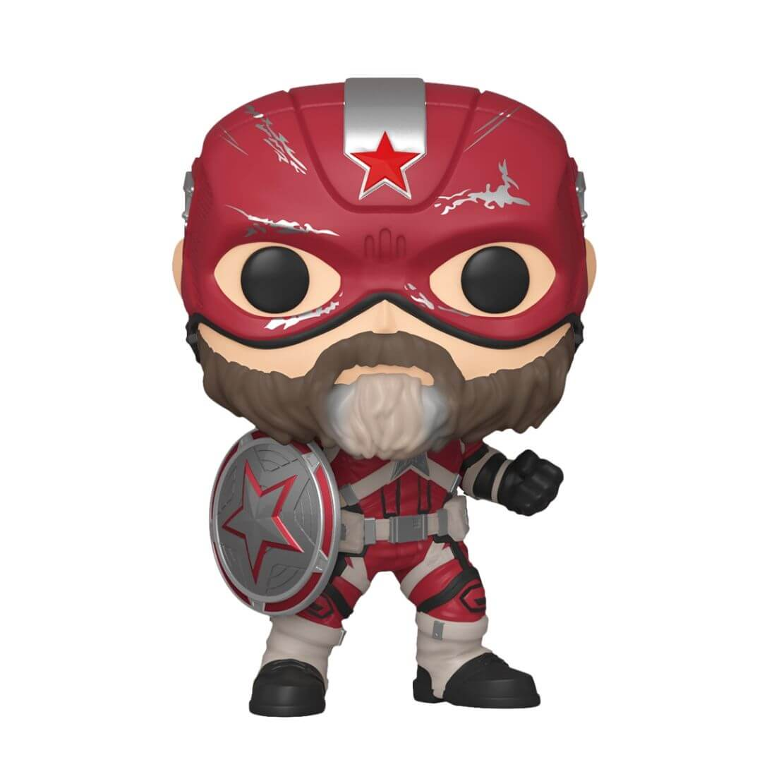 Black Widow Movie: Red Guardian Pop! Vinyl Bobble-Head by Funko -Funko - India - www.superherotoystore.com
