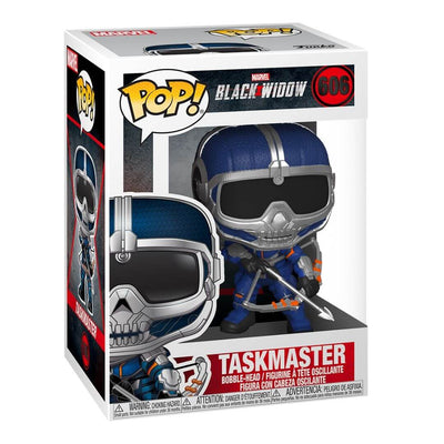 Black Widow Movie: Task Master with Bow Pop! Vinyl Blbble-Head by Funko -Funko - India - www.superherotoystore.com