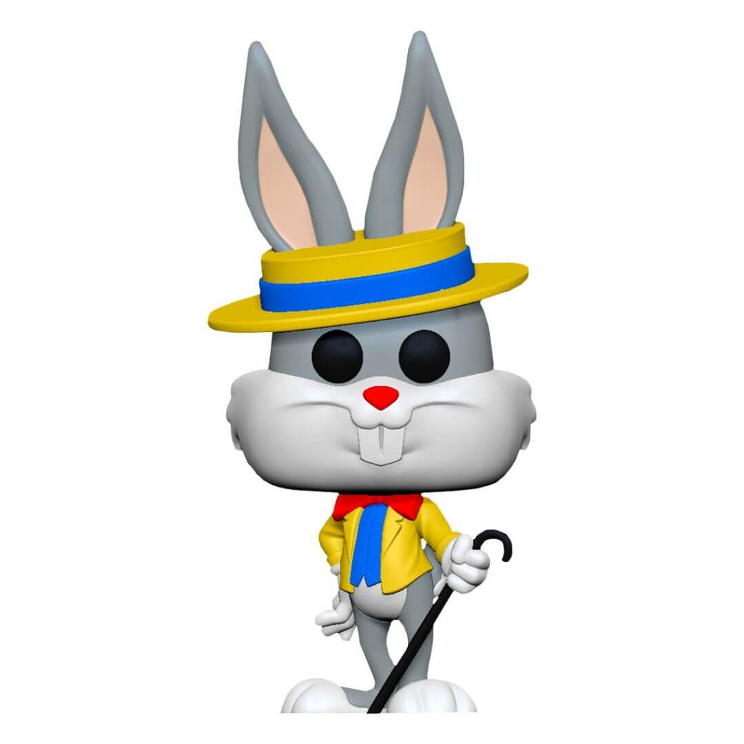 Bugs Bunny 80th Anniversary Bugs in Show Outfit Pop! Vinyl Figure by Funko