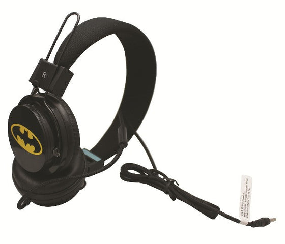 Batman Headphone with Mic-Thrumm- www.superherotoystore.com-Mobile Phones & Tablet Cases