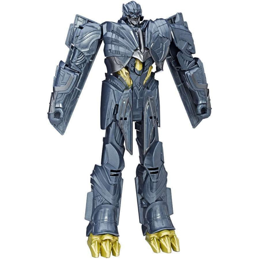 Transformers The Last Knight: Titan Changer Megatron Figure by Hasbro