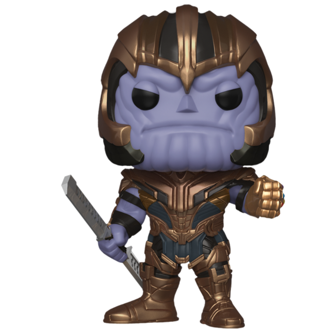Avengers Endgame Thanos Vinyl Bobble-Head by Funko