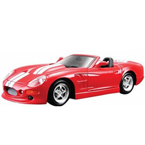 1:18 Scale Shelby Series One (Red) Die-Cast Car by Maisto