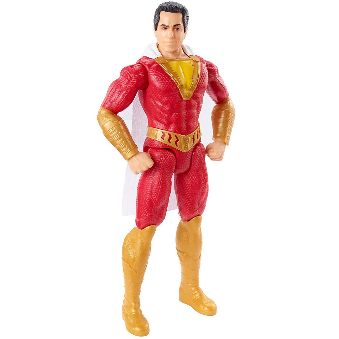 Shazam 12-Inch Action Figure by Mattel -Mattel - India - www.superherotoystore.com