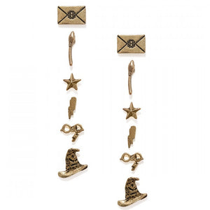 Harry Potter Earrings (set of 5) by EFG