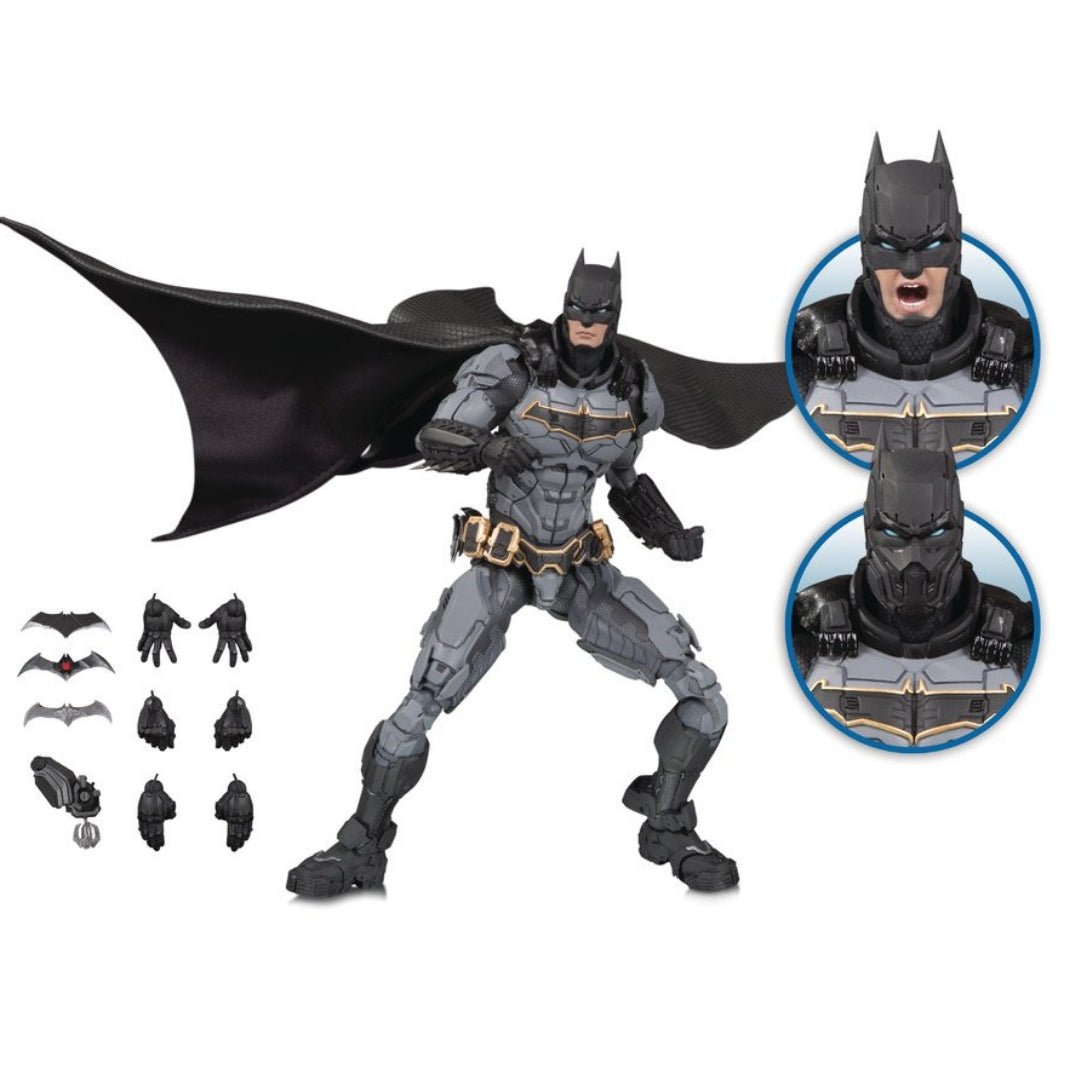 DC Prime: Batman Action Figure by DC Collectibles -DC Collectibles - India - www.superherotoystore.com