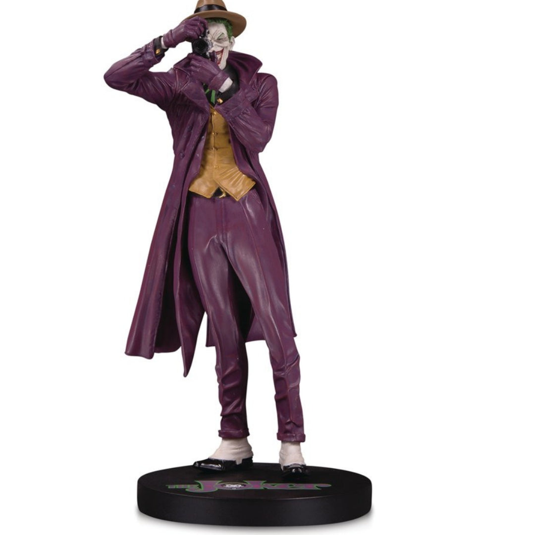 Designer Series Brian Bolland Joker Mini Statue by DC Collectibles