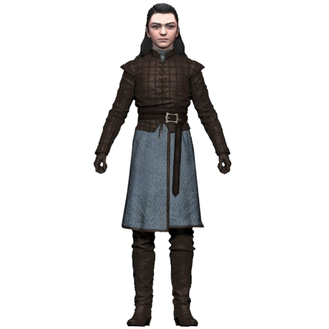 Game of Thrones Arya Stark Action Figure by McFarlane Toys -McFarlane Toys - India - www.superherotoystore.com