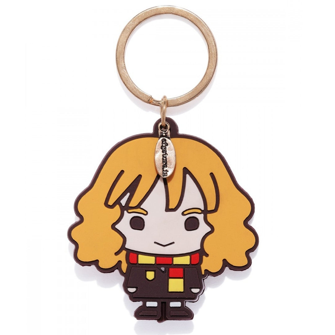 Harry Potter Hermione Rubber keychain  by EFG