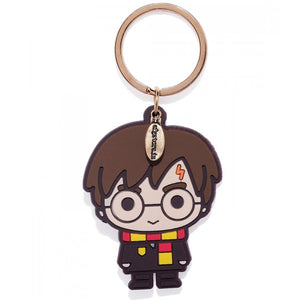 Harry Potter Rubber keychain  by EFG