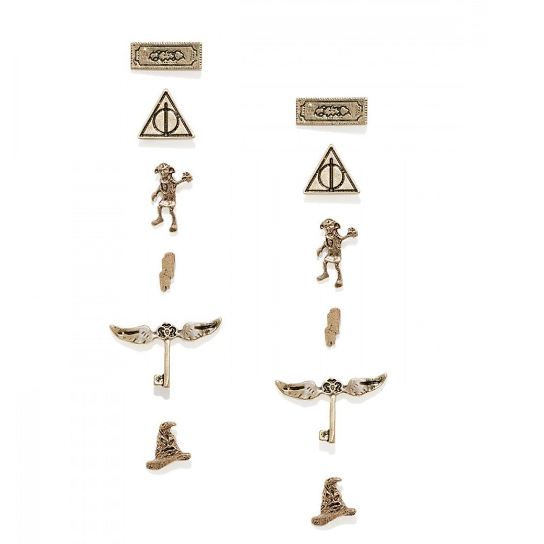 Harry Potter Earrings (set of 6) by EFG