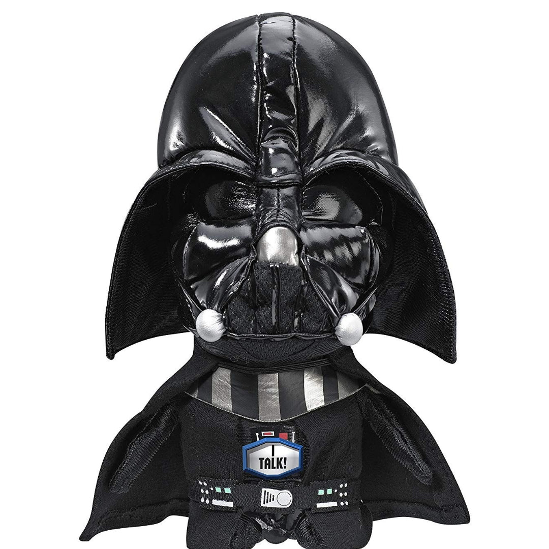 Star Wars Talking Darth Vader Mini Plush by Underground Toys -Underground Toys - India - www.superherotoystore.com