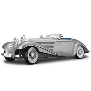 Mercedes Benz 500K Spezial Roadster (1934-1936) by Maisto