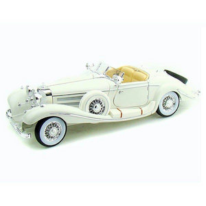Mercedes Benz 500K Typ Special Roadster (1936) Die-Cast Car by Maisto