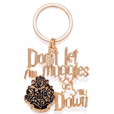 Harry Potter Muggles Keychain by EFG