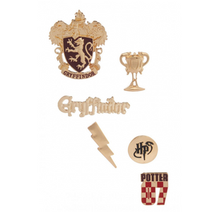 Harry Potter Gryffindor Pin Set Pin set by EFG