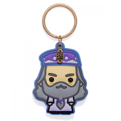 Harry Potter Dumbledore Rubber keychain by EFG -EFG - India - www.superherotoystore.com