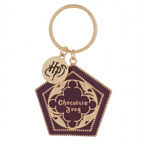 Harry Potter Chocolate Frog Keychain by EFG