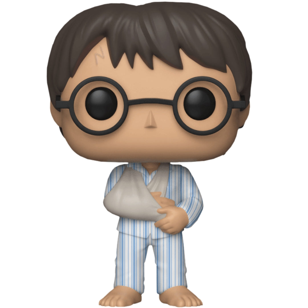 Harry Potter in Pyjamas Pop! vinyl figure by Funko
