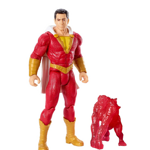 Shazam 6-Inch Action Figure by Mattel