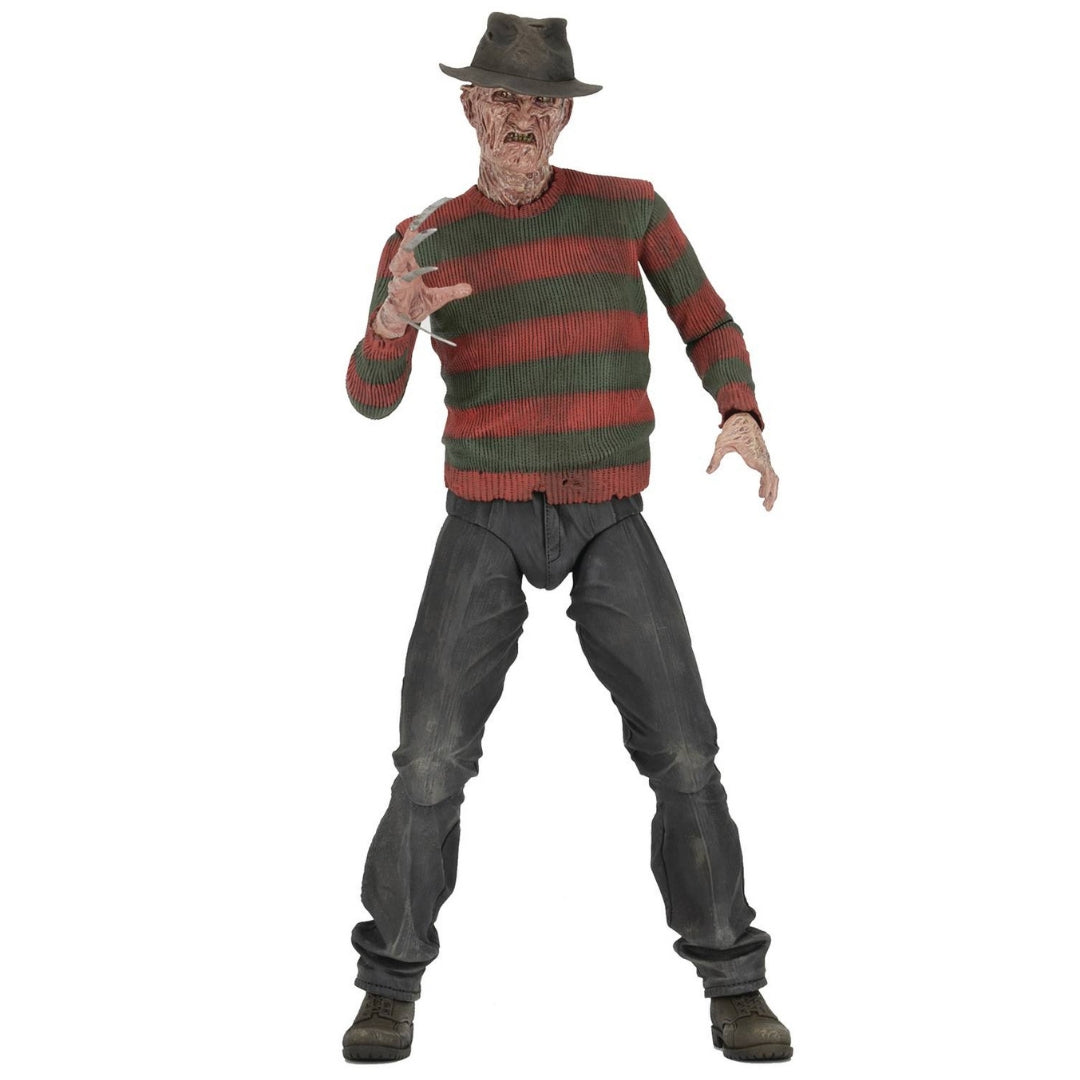 New Nightmare: Ultimate Freddy Kruger 7 Inch Figure by Neca
