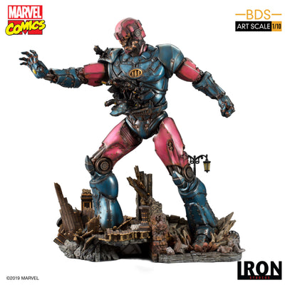 X-Men Sentinel 1:10th Scale Statue by Iron Studios