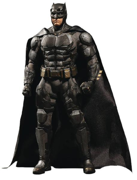 Justice League Tactical Suit Batman One:12 Collective Action Figure by Mezco Toys available in India