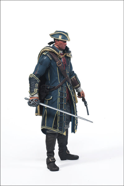 Haytham Kenway - Assassins Creed Series 1-McFarlane Toys- www.superherotoystore.com-Action Figure - 1