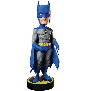 Batman - Head Knocker-NECA- www.superherotoystore.com-Bobble Heads