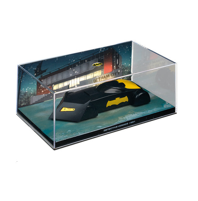 Batman Automobilia - Detective Comics - No 31 by Eaglemoss Publications-Eaglemoss Publications- www.superherotoystore.com-Statue - 1