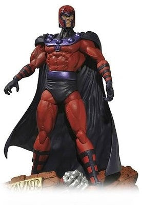 Marvel Select Magneto Action Figure-Diamond Select toys- www.superherotoystore.com-Action Figure - 1