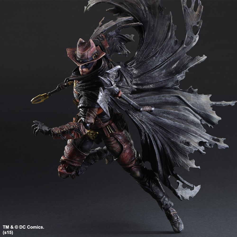DC Comics Variant Wild West Batman-Square Enix- www.superherotoystore.com-Action Figure - 4