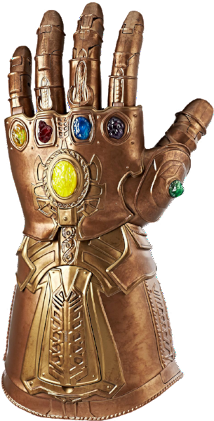 Marvel Legends Series Infinity Gauntlet Articulated Electronic Fist by Hasbro -Hasbro - India - www.superherotoystore.com