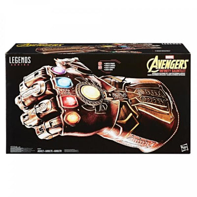 Marvel Legends Series Infinity Gauntlet Articulated Electronic Fist by Hasbro