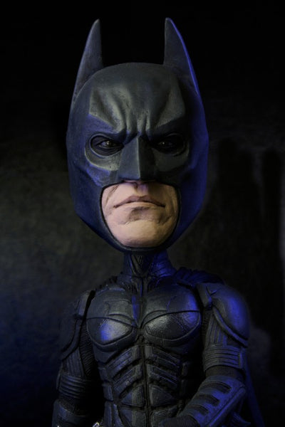 Dark Knight Rises Batman Head Knocker-NECA- www.superherotoystore.com-Bobble Heads - 1