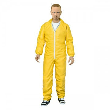 Breaking bad - Action Figure Jesse Pinkman 6-inch  - yellow suit-Mezco Toys- www.superherotoystore.com-Action Figure