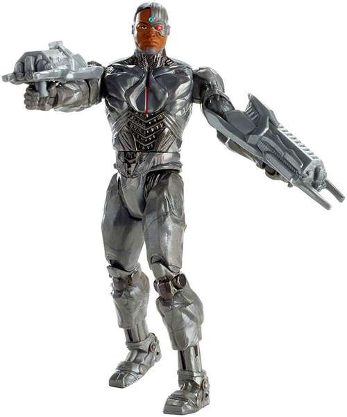 Justice League Movie: Cyborg 6-inch Figure by Mattel