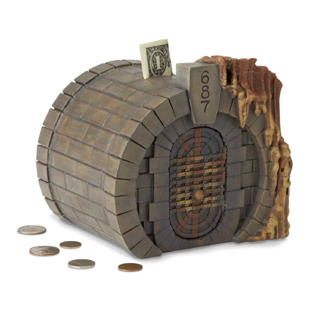 Harry Potter Gringotts Vault Bank by Enesco -Enesco - India - www.superherotoystore.com