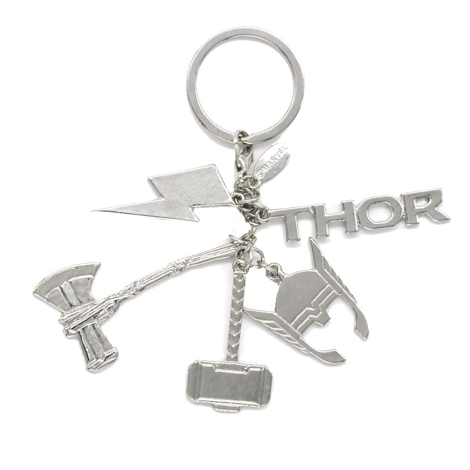 Avengers Thor Interchangeable Keychain by EFG -EFG - India - www.superherotoystore.com