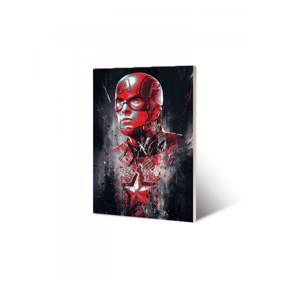 Marvel Avengers Captain America stroke Notebook by EFG -EFG - India - www.superherotoystore.com