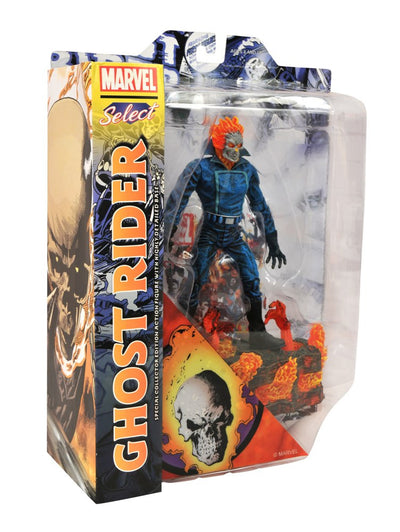 Marvel Select Ghost Rider-Diamond Select toys- www.superherotoystore.com-Action Figure - 9