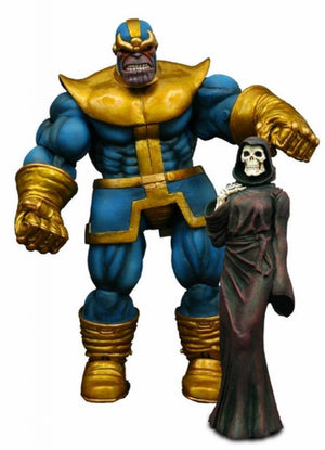 Marvel Select Thanos-Diamond Select toys- www.superherotoystore.com-Action Figure - 2