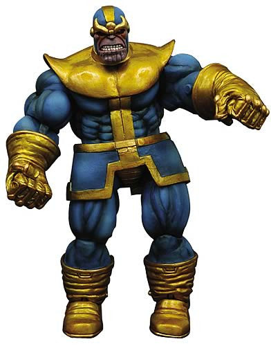 Marvel Select Thanos-Diamond Select toys- www.superherotoystore.com-Action Figure - 1