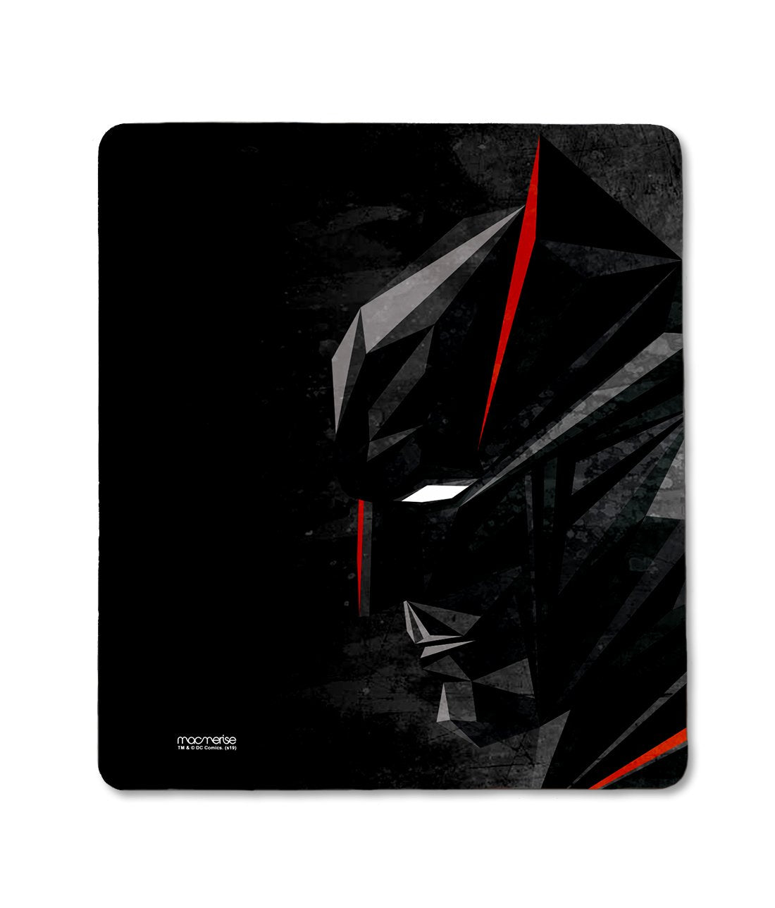 Batman Geometric - Mouse Pad by Macmerise -Macmerise - India - www.superherotoystore.com