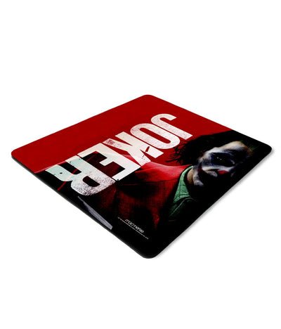 Clown Prince - Mouse Pad by Macmerise -Macmerise - India - www.superherotoystore.com